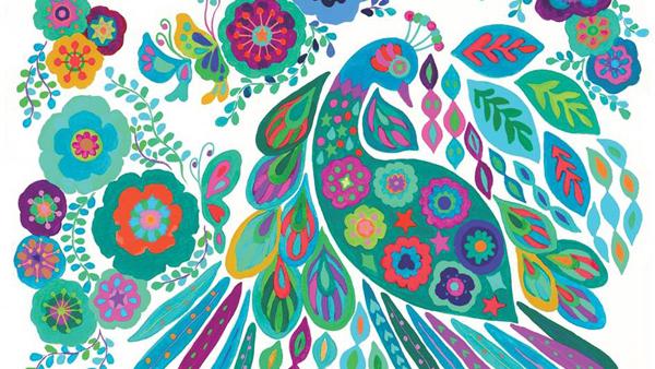 [廣編特輯]ANNA SUI 讓霓幻祕境裡最絢麗的色彩 從頭到腳展演夏季的繽紛