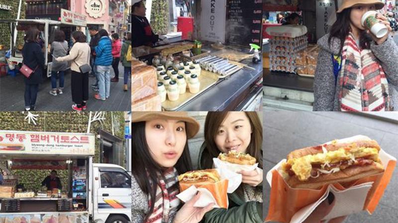 【私遊】2016三月初遊首爾:五天四夜瘋狂逛街+吃美食姐妹行Day2!