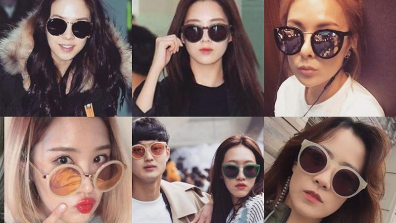 超適合東方人的墨鏡!宋智孝、徐玄和超多韓星都愛的太陽眼鏡就是它,今年暑假也來入手一副吧