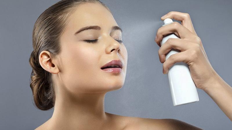 ✏ 保濕噴霧是夏季解熱降溫的必備法寶!