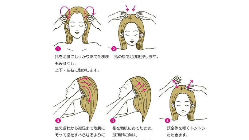 頭皮也要抗初老!?4個養出蓬潤美髮的小秘訣