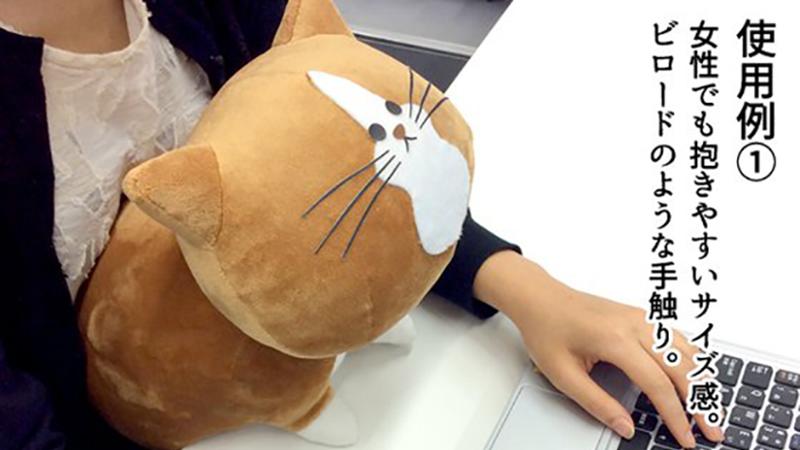 貓奴療癒必收品再一發!讓你可以這樣又那樣的「貓咪Ponta」系列周邊