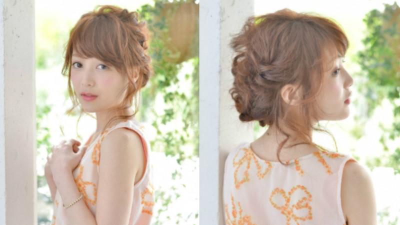只要會綁辮子就容易了!不同場合隨意綁都好看的TOP5春季編髮造型