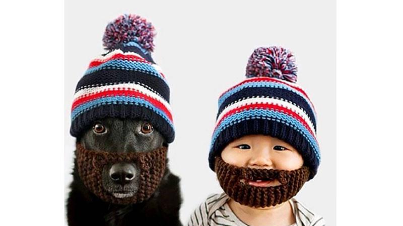 史上最配的超療癒 BABY WITH DOG 組合在這!看著他們超有趣的生活照片,這個IG打開我真的停不下來