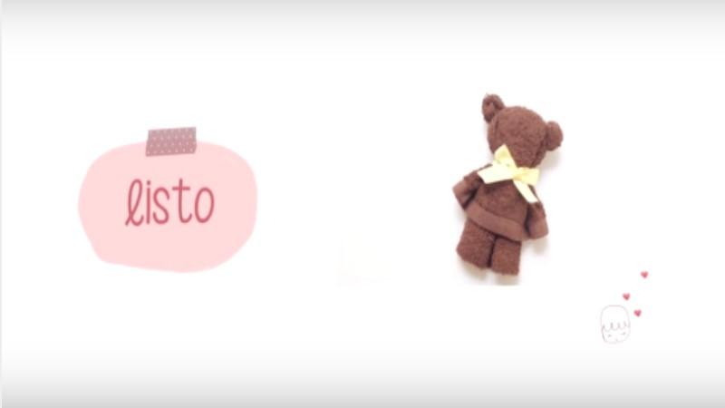 看過這個「把普通毛巾摺成泰迪熊布偶的方法」,真的覺得我們之前都太缺乏想像力了!
