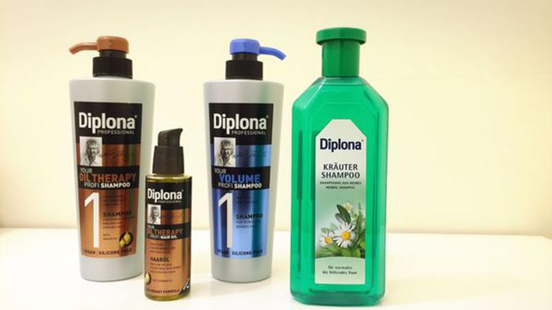【頭髮養護】德國專業級洗護髮產品--Diplona--歐美巨星名模的愛用品牌!綜合推薦分享~