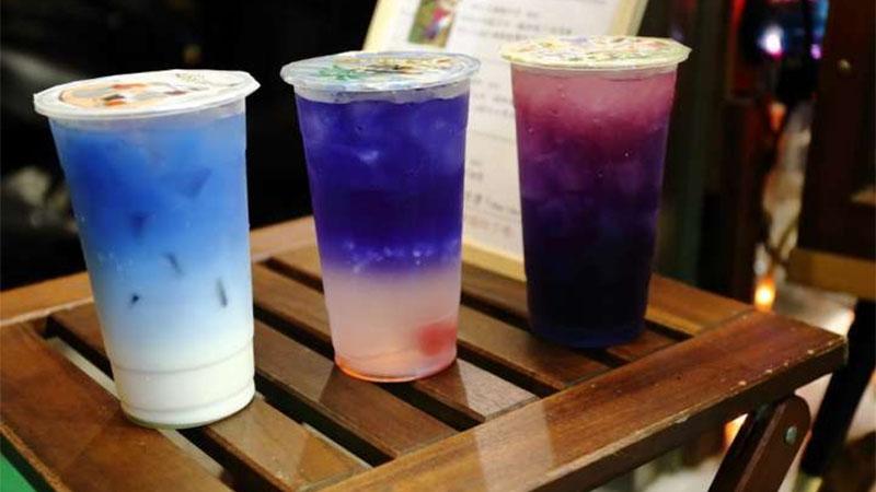 ♪「蝶豆花」漸層飲料全台夯 這些人不能喝
