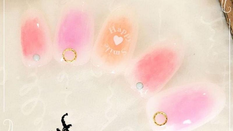 超簡單!DIY甜美「胭脂美甲」〜如櫻桃般粉嫩迷人