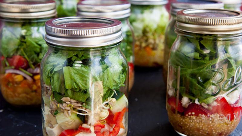 既能瘦身又能排毒!《罐裝沙拉》為歐美正夯的飲食新趨勢!