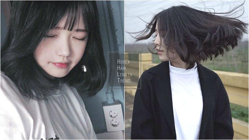 誰說只有黑長髮令人心動!韓國大熱清純「鎖骨髮」,衝著夏天就爽快剪一個吧~