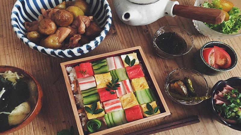 日本最新流行「馬賽克壽司」 美到讓人食慾大增!