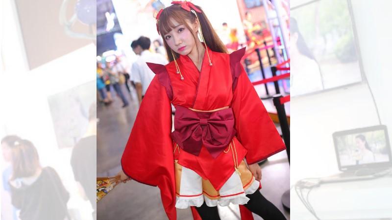 《ChinaJoy正妹SG》2016年漂亮的遊戲展美女晚點名