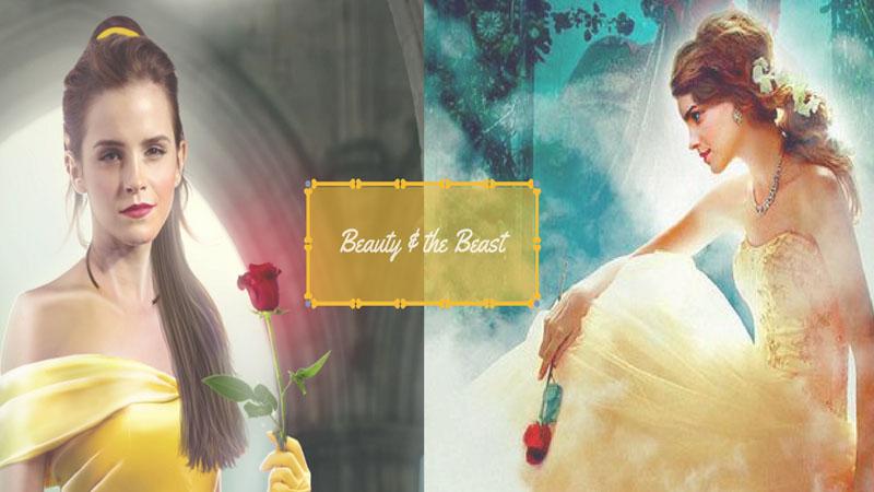 《美女與野獸》劇照美翻天!外表漂亮以外的6個原因,讓艾瑪華森成為飾演貝兒的最佳人選!