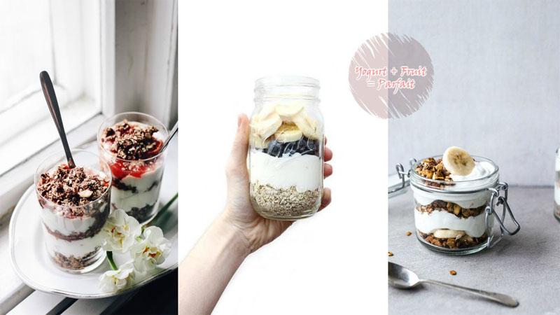 只需兩種材料就能完成的簡易早餐,好吃又能減肥的食物真是太美好~