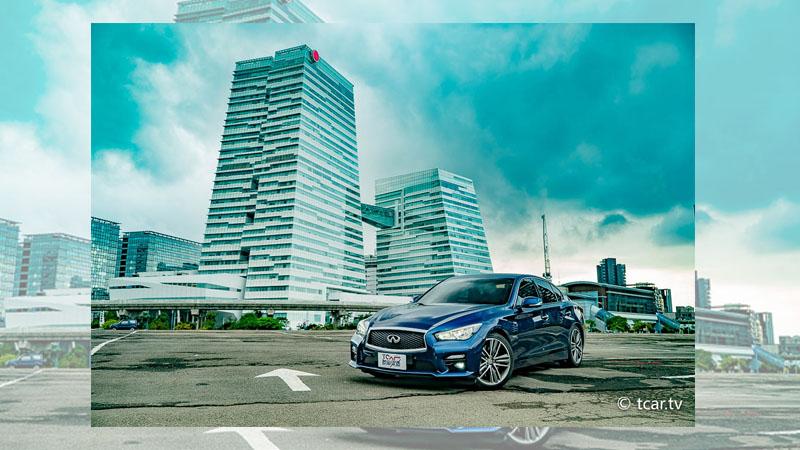 新車試駕:Infiniti Q50S Hybrid 超乎想像