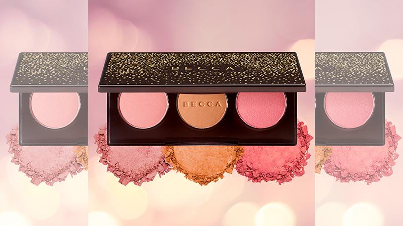 [ 廣編特輯 ] BECCA聖誕新品-璀璨星沙頰彩盤