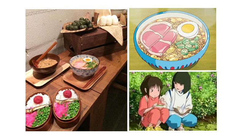 ♪動畫料理溫暖真實呈現《吉卜力飯》,每道菜都讓你看得口水直流!