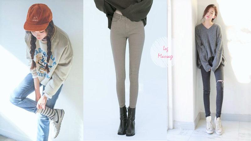 冬天顯瘦的關鍵就是看雙腳!每天按摩五分鍾,輕鬆跟水腫腿說掰掰咯!