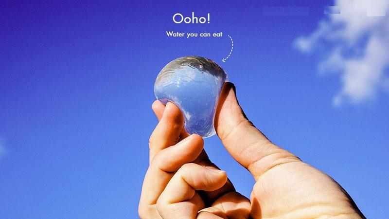 不愛喝水的人有救了!療癒水球從此讓你「甘願吞水」