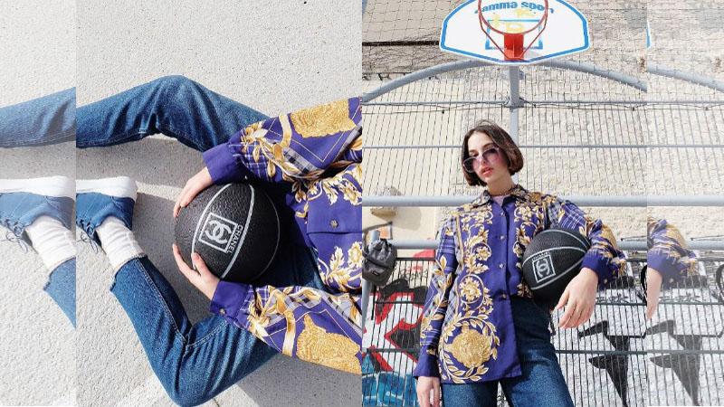 和妳想像中不一樣的運動風,法國時尚編輯玩轉前衛獨特風格~