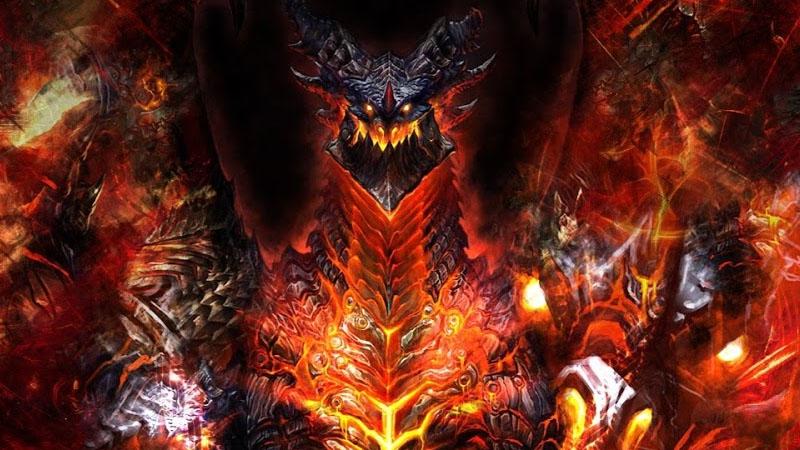 ♪我是力量的化身!死亡之翼&血法師特效改版...帥度破表啦!